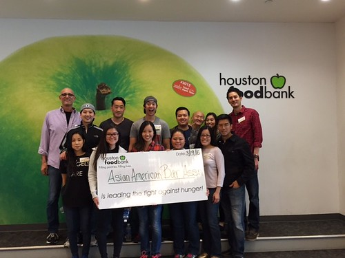 Houston Food Bank Volunteering - 03.19.2016