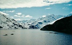 Alaska   -   Glacier Bay   -   Heading to Johns Hopkins Inlet