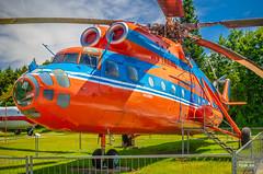 Aeroflot MI-6A (HOOK) RA-21133