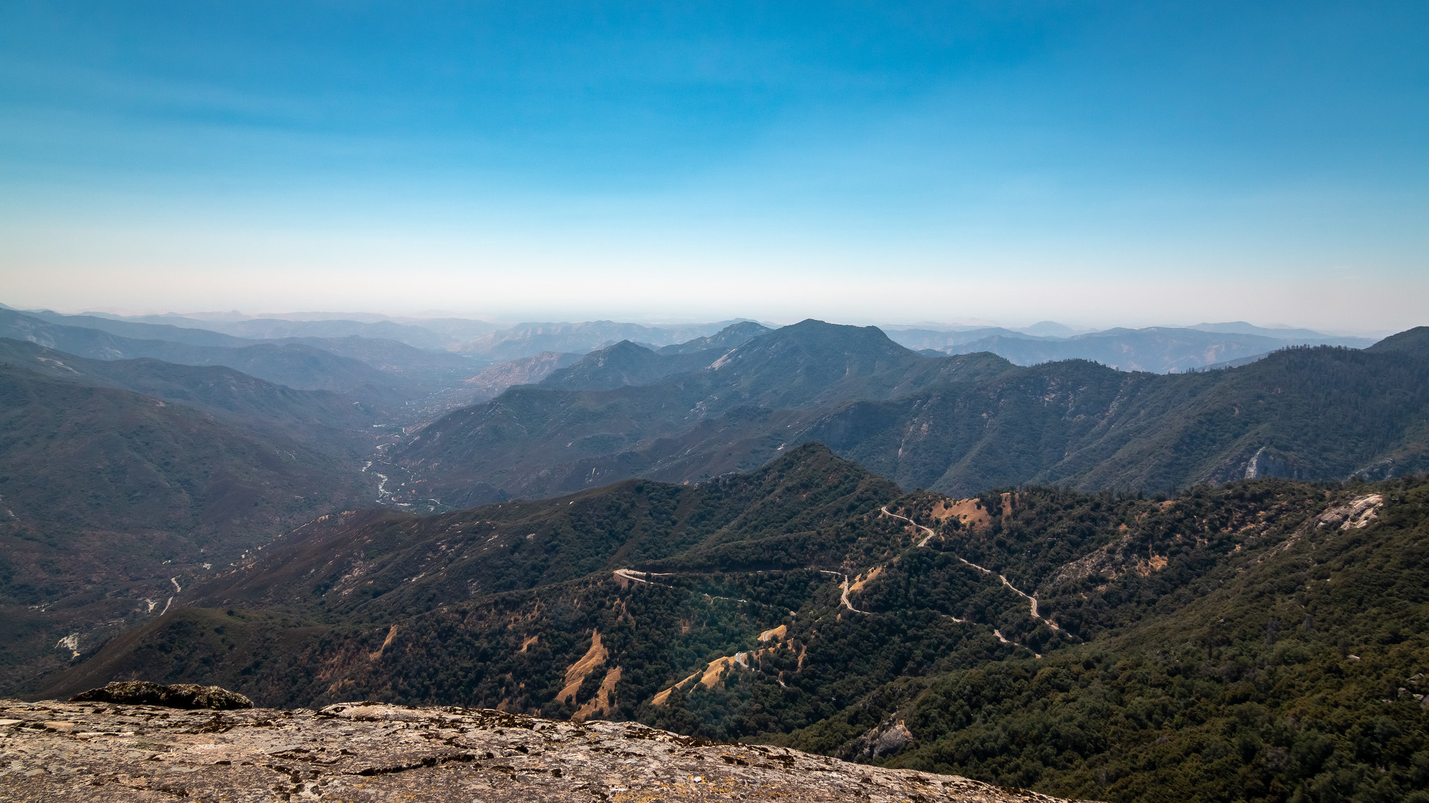 Sequoia NP- Californie - [USA]