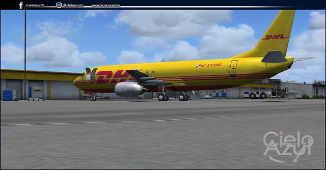 DHL Aero Expreso (HP-3110DAE) v1.6