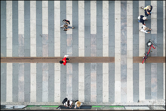 Skywalking | Aarhus, Denmark, Nikon COOLPIX P7000