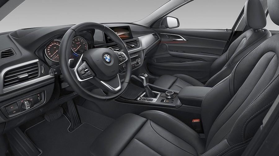 BMW Serija 1 Sedan Meksiko 3