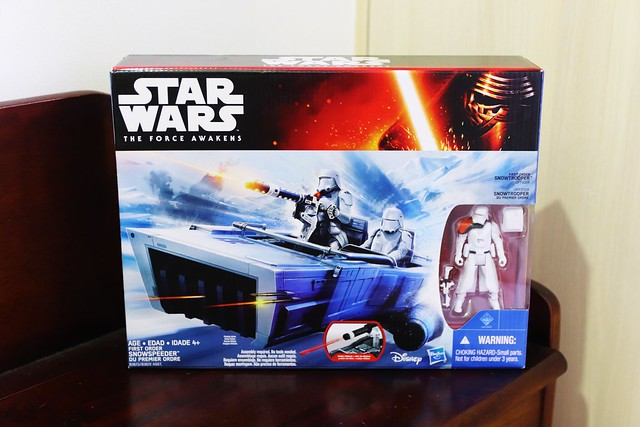 Lazada x Hasbro Surprise Box: Star Wars Snowspeeder