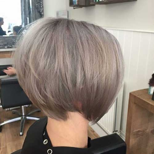 Classy Short Bob Haircuts 2018 For Women -Whatever shape your face? 3