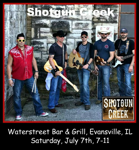 Shotgun Creek 7-7-18