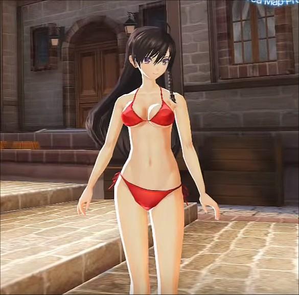 Shining Resonance Refrain Bikini