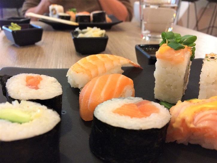 Häät sushi