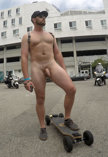 L.A. World Naked Bike Ride 2018 (134754)
