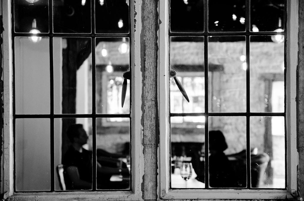 Window Onto A Conversation #1