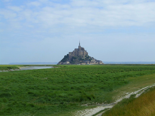 UNESCO World Heritage Site in Normandy