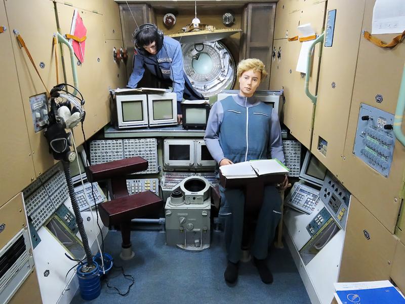Космос на Земле. Часть 6: орбитальные станции, или балок для орбиты