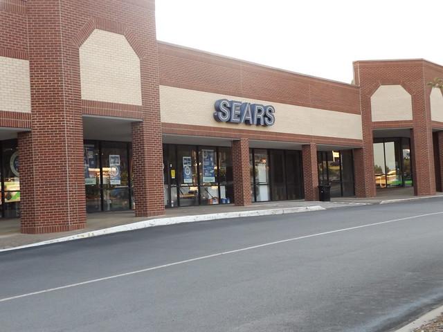 Sears Hometown #3217 Conway, AR, Fujifilm FinePix S8600 S8650 S8630