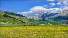 Umbria - Norcia e la  Val Nerina