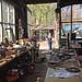Fred Dibnah's workshop