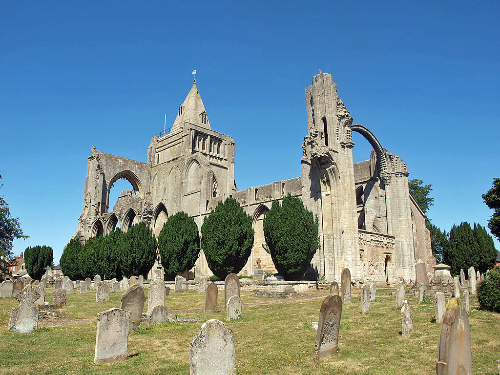 Crowland Abbey (4)