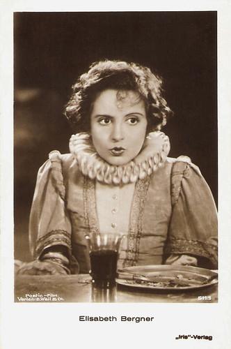 Elisabeth Bergner in Doña Juana (1928)