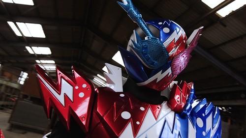 Kamen Rider Build Episode 14 | OZC Live