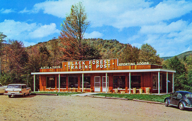 Black Forest Trading Post, Ulysses, Pennsylvania