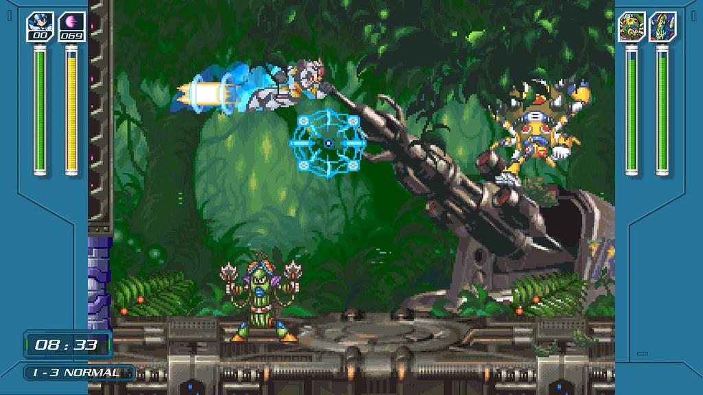 28567557287 d6ebbb4bba b - Der Herausforderungsmodus von Mega Man X Legacy Collection 1 + 2 ist eine Nummer zu groß für euch? Capcom hilft euch gerne weiter!