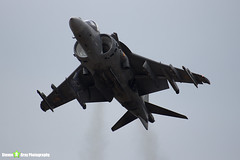 VA1B-37 - SR3 - Spanish Navy Armada - McDonnell Douglas EAV-8B Matador II+ - Farnborough 2018 180721 - Steven Gray - IMG_1845