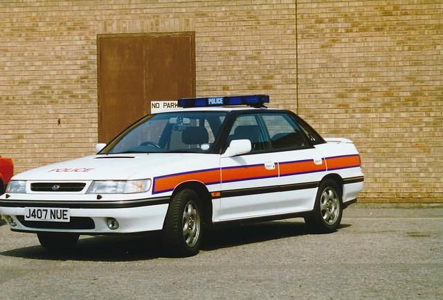 Subaru Legacy 4x4 J407 NUE, Demo, Fettes 1992(1)
