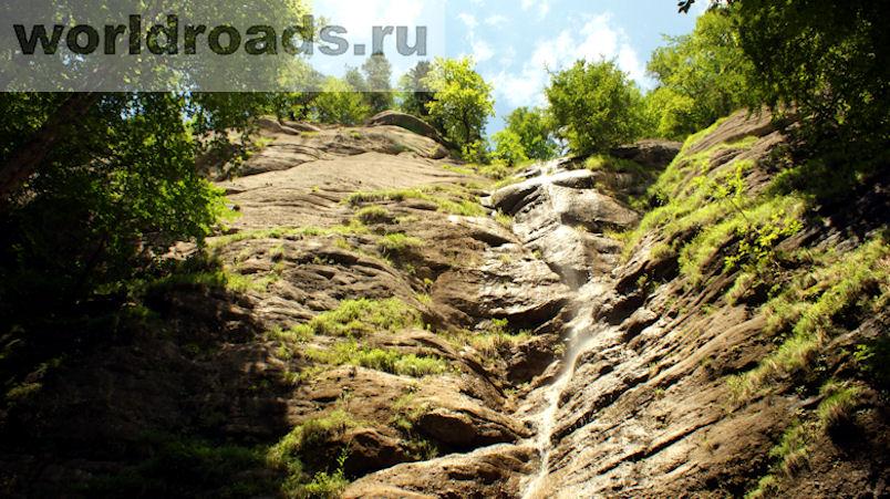 Никитинские водопады