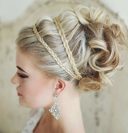 Most previewed Wedding Hairstyles In 2018 -Discover Trends 8
