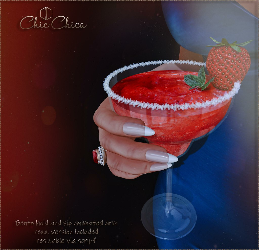 Strawberry margarita by ChicChica