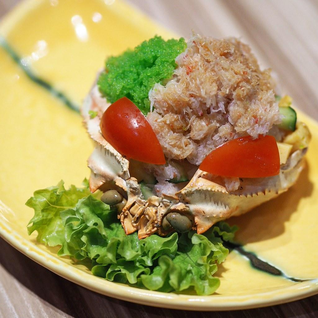 Zuwaigani Shell Sushi
