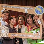 11 Festival de Matemáticas, La Salle 2018