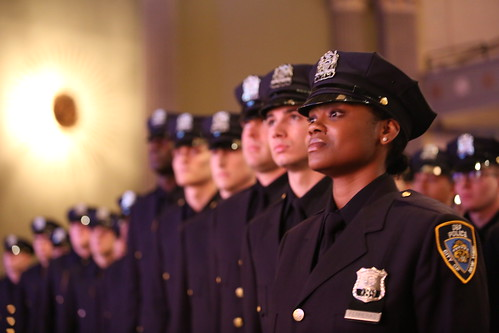 DEP Police Graduation and Promotion Ceremony