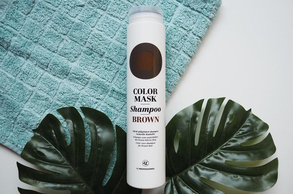 Miten ylläpitää ruskeaa hiusväriä
