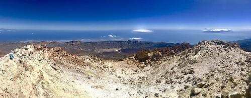 Pico del Teide 3718m