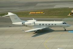 Luxxotica / Sirio SpA Gulfstream 4SP I-LXGR (c/n 1234)