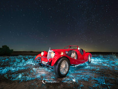 Mg classic Light Painting
