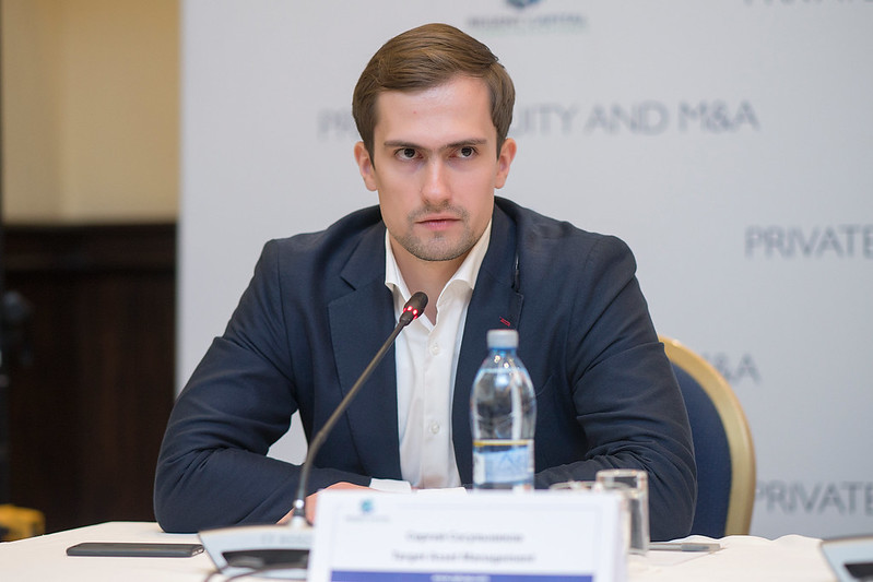 Сергей Сосульников, «PRIVATE EQUITY AND M&A II»