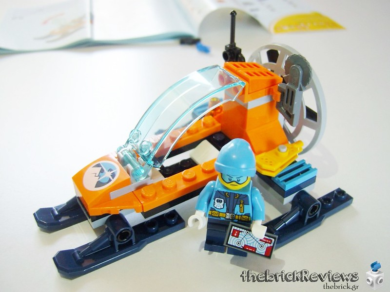 ThebrickReview: 60190 Arctic Ice Glider 41315557430_83b674238a_c