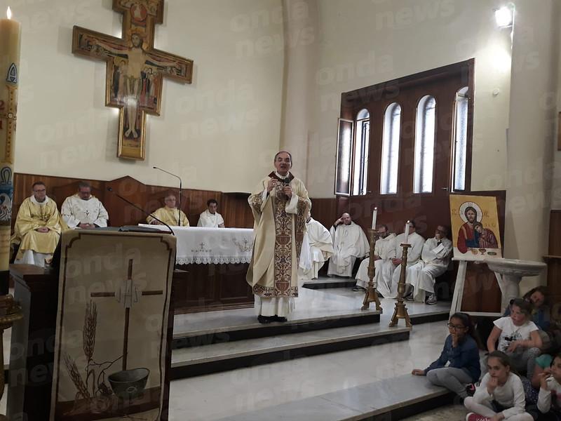 Giornata Diocesana Vescovo De luca
