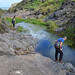 Pools on Afur route, Anaga, Tenerife