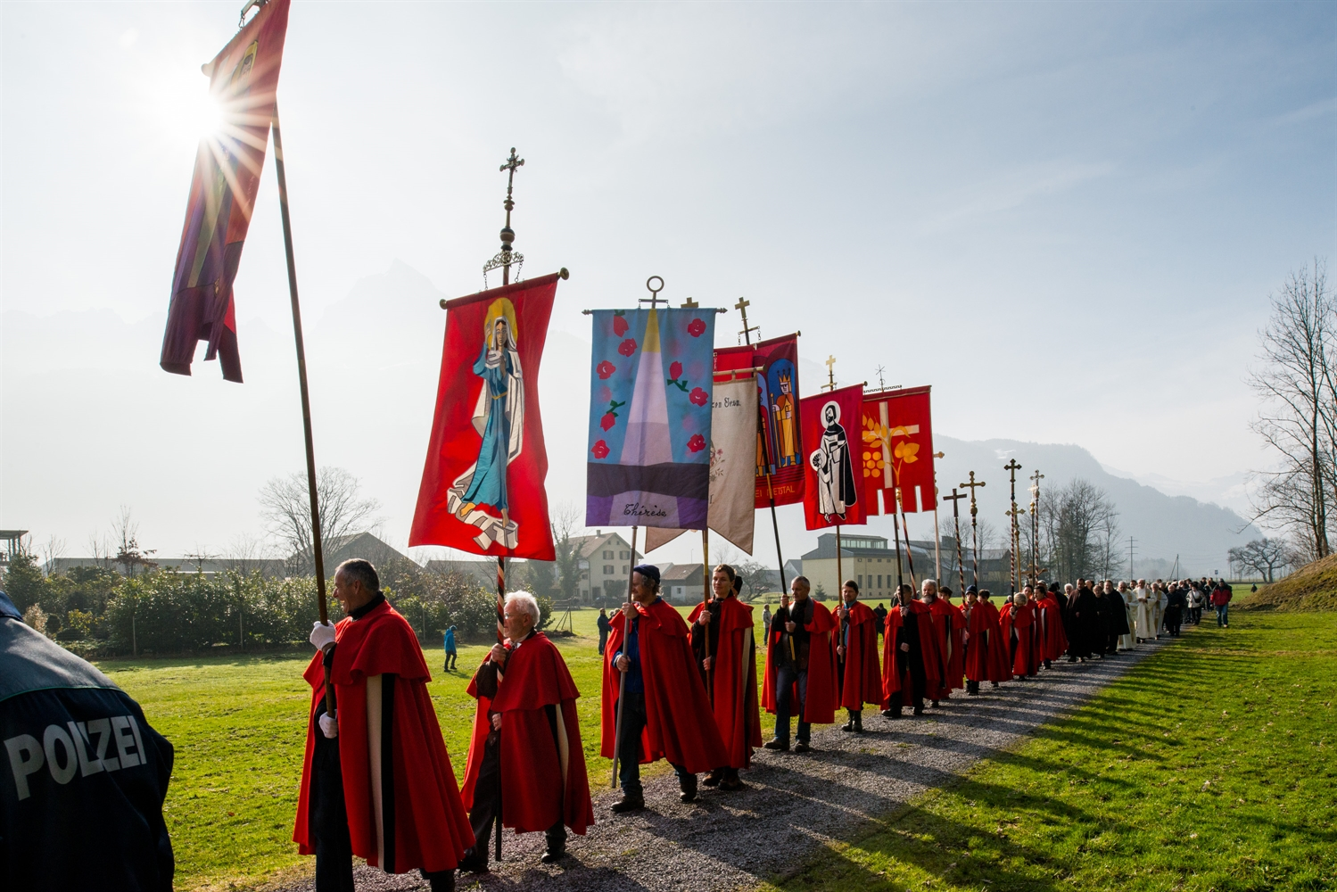 Each year on the first Thursday in April, Näfelser Fahrt, a pilgrimage to the site of the Battle of Näfels is held.