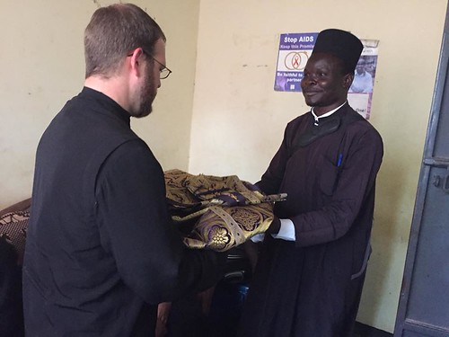 OCMC News - Reflections OCMC's Team of St. Vlad's Seminarians to Uganda
