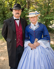 Civilian Civil War Reenactors