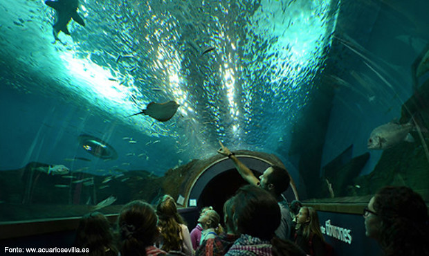 Sevilha Aquario