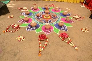 Sarvmangal Yag Rampar Gangaji