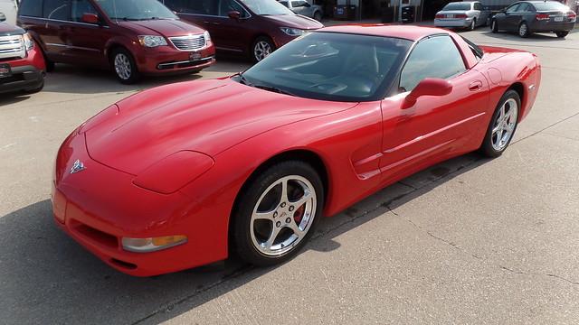 2003 Chevy Corvette