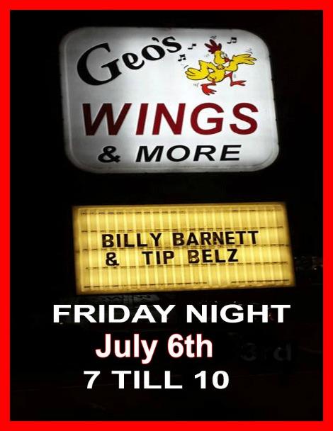 Billy & Tip 7-6-18