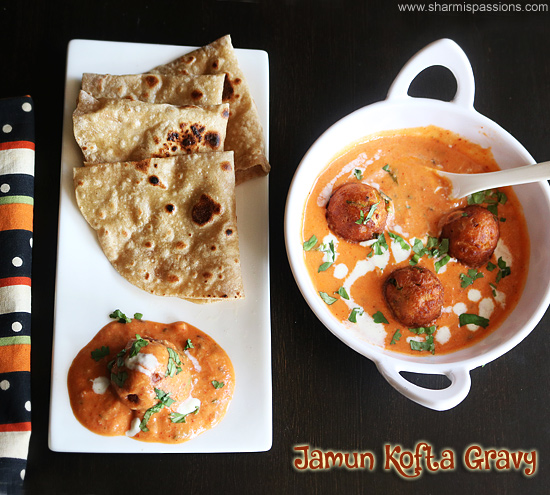 jamun kofta curry recipe