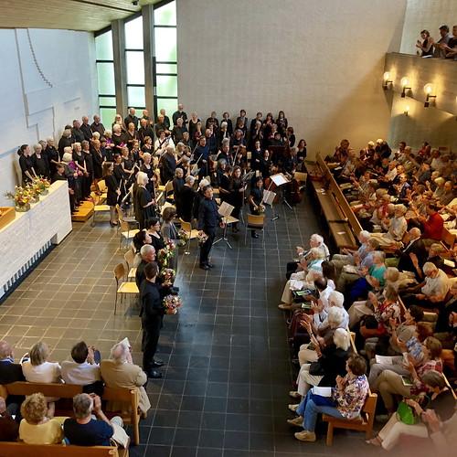 Konzert Titus Kirche, 24.6.18