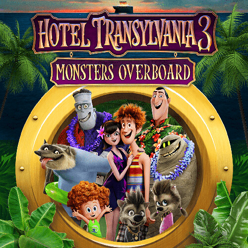 Hotel Transylvania 3 Monsters Overboard On Ps4 Official